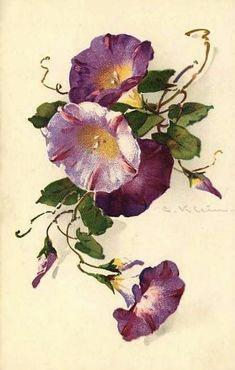 Catharina Klein.цветы-6. Обсуждение на LiveInternet - Российский Сервис…