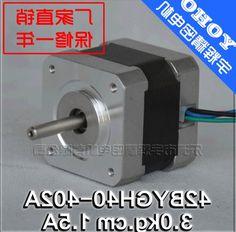 33.50$  Buy here - https://alitems.com/g/1e8d114494b01f4c715516525dc3e8/?i=5&ulp=https%3A%2F%2Fwww.aliexpress.com%2Fitem%2F42-stepper-motor-42BYGH40-two-phase-stepper-motor-New-3-0KG-cm-1-5A%2F32283026591.html - 42 stepper motor / 42BYGH40 two-phase stepper motor / New 3.0KG.cm 1.5A