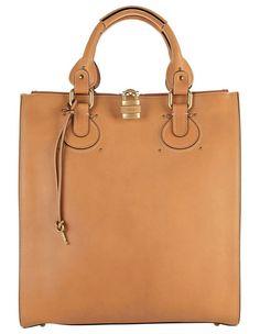 292008ed1a22f9 Chloé Aurore Leather Tote Discount Designer Handbags, Handbags Online, Lv  Handbags, Stylish Handbags