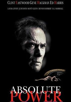 Absolute Power (1997) Clint Eastwood is the best love all his movies