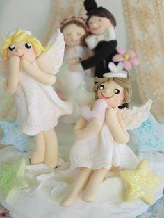 天使とカップル