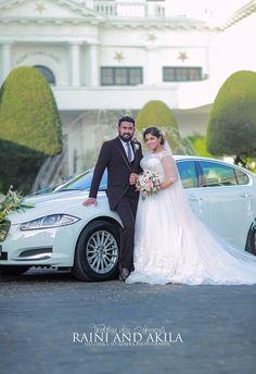 Church Wedding  Bride: Hair & Makeup by Marina Perera  Bridal Dress : Namal Balachandra  Bouquet: Lassana Flora  Jewelry : Elly Creations