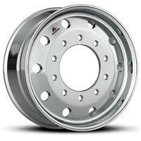 22 5 Accuride Super Single Aluminum Wheel Hub Piloted Aluminum Wheels Super Single Wheels Rv Parts And Accessories