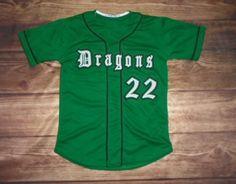 Dragons Baseball designed this custom jersey and Egelston-Maynard Sports in Covington, KY created it for the team! http://www.garbathletics.com/blog/dragons-baseball-custom-jersey-2/ Create your own custom uniforms at www.garbathletics.com!