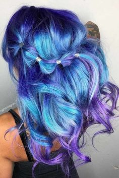 Rainbow Hair with Accessories picture 3
