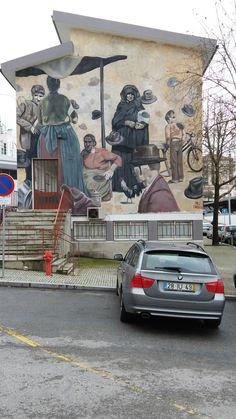 Fundão street's art
