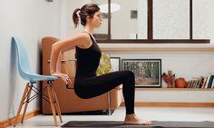 Pilates em casa: quatro exercícios para fortalecer os braços e prevenir a flacidez