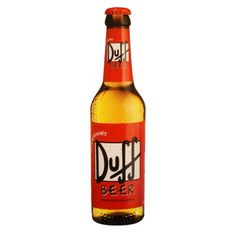 Bouteille Duff Beer