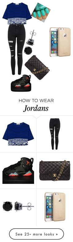"""""""Fashion"""" by jacquelinelawton52 on Polyvore featuring Emilio Pucci, Topshop, NIKE, Chanel and BERRICLE"""