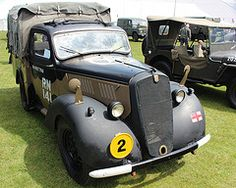 The World's Best Photos of bedford and raf Austin Cars, Army Vehicles, Acv, Car Wheels, Vintage Trucks, World Best Photos, World War Two, Wwii, Jeep