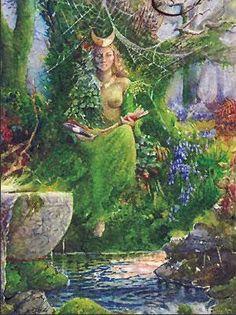 Cerridwen - Earth Mother