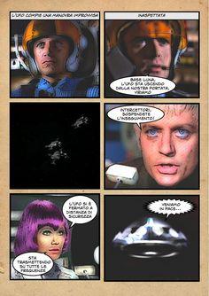 UFO Comic - Incubo ad occhi aperti - Pag. 06 A/21