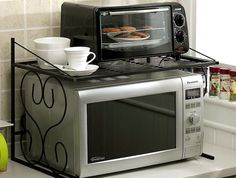 etagere-fer-cuisine-four-support-micro-ondes