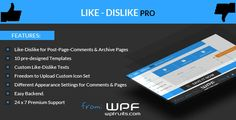 Shopping Like Dislike Counter Wordpress PluginWe have the best promotion for you and if you are interested in the related item or need more information reviews from the x customer who are own of them before please follow the link to see fully reviews