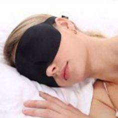 Le masque de sommeil, cest toujours lheure de dormir! - Accessoires de voyage