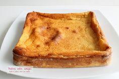 Esta receta de tarta de queso es un clásico muy fácil de hacer, con ingredientes de uso cotidiano y que siempre queda perfecta. ¿Quién se anima con ella? http://postresentreamigos.com/tarta-de-queso/