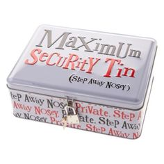 The Bright Side Tin Maximum Security Tin - Sands Gifts http://www.sandsgifts.co.uk/the-bright-side-tin-maximum-security-tin.ir
