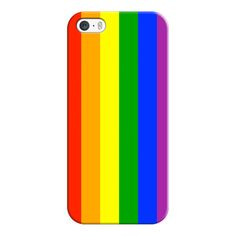 Rainbow - iPhone 7 Case, iPhone 7 Plus Case, iPhone 7 Cover, iPhone 7... ($35) ❤ liked on Polyvore featuring accessories, tech accessories, iphone case, rainbow iphone case, apple iphone case, iphone cases, iphone cover case and slim iphone case