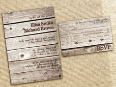 Cheap Rustic Wedding Invitations | 131 Best Invitations Images Invitation Cards Wedding Ideas