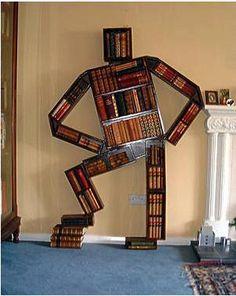 Cool Bookshelve