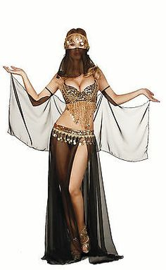 Get a sexy Arabian Belly Dancer Halloween Costume to make your costume party a little more fun! Here's a gorgeous collection of perfect costumes. Belly Dancer Halloween Costume, Belly Dancer Costumes, Belly Dancers, Dance Costumes, Halloween Costumes, Belly Dance Outfit, Tribal Belly Dance, Belly Dance Makeup, Belly Dance Skirt