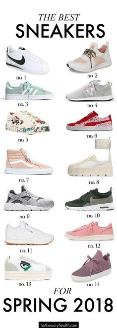 b591e5f95 50 Best TRENDY WOMENS SNEAKERS images in 2017 | Trendy womens ...