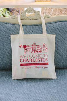 Pink Charleston Wedding by Paige Winn - Southern Weddings