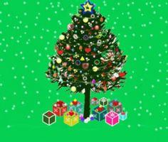 La chasse aux cadeaux de Noël - jeu-concours