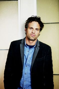 Mark Ruffalo. Ahh, love his acting as Hulk!