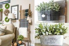 Easy DIY Farmhouse Decor Ideas