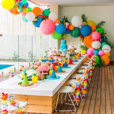 PARTY TIME! A Tropical Hawaiian Moana themed Luau – Ruby is 4! | Claire, Collected.