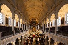 Anversa, chiesa di San Carlo Borromeo