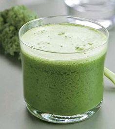 DOUBLE GREEN + PINEAPPLE - Inspiration til opskrifter med grøntsager #inspirationdk #opskrift #smoothie