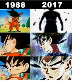 "113 Likes, 1 Comments - ᎪᏁᎥmᎬ__fᎪᏁᎪᏆᎥᏟ ||12k|| (@anime__fanatic) on Instagram: ""Who else remembers watching Goku from Dragonball he use to be like one of the weakest people in the…"""