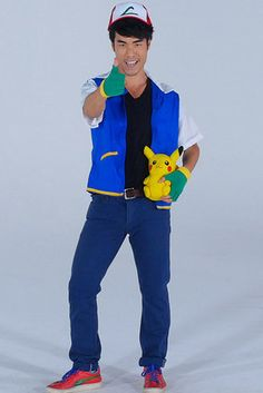 Ash Ketchum | What Your Favorite '90s Cartoon Characters Would Look Like In Real Life