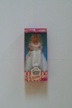 Country Bride Barbie, Special Edition, Collector Barbie, 1994 Mattel Incorporated, White Dress Barbie, Bride Barbie, Vintage Barbie by PickerRoyalty on Etsy https://www.etsy.com/listing/493124997/country-bride-barbie-special-edition
