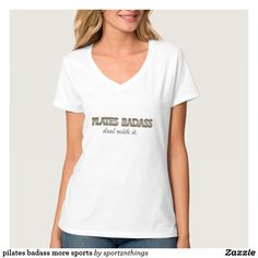 pilates badass more sports T-Shirt
