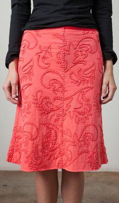 Alabama Chanin - Aurora Maxine Skirt