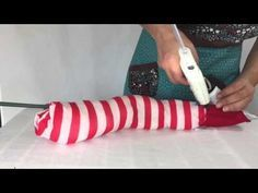 diy elf legs holiday humor, christmas decorations, crafts, gardening, how to, outdoor living