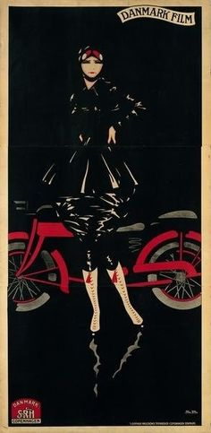 Sven Brasch, 1917.  Film poster.
