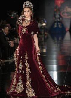 OSMANLI SARAY KAFTAN - BİNDALLI MODELLERİ - Osmanlı Moda