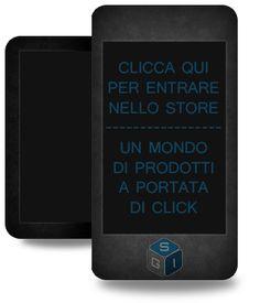 Il nostro Store per la vendita di oggetti per l'informatica