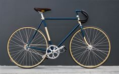 Digri, Custom Built Bicycle by Italian Biscagne Cicli