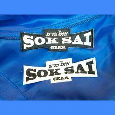 c672371150 Sok Sai Logos coming soon for all our apparel. Sok Sai Muay Thai · Custom  Muay Thai Shorts