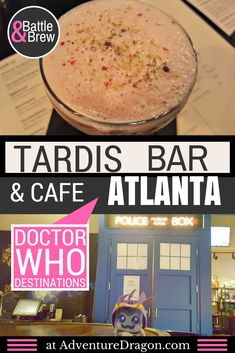 Atlanta Tardis Bar, Doctor Who Cafe, Doctor Who Restaurant, Doctor Who Destinations, Doctor Who in real life, Tardis in real life, real life tardis, Dr who destinations, Dr Who cafe, Dr who restaurant, Doctor who bar, Dr who bar, Doctor who cafe atlanta, doctor who bar atlanta, Battle and Brew, nerdy bars in Atlanta, geeky bars in Atlanta, geeky restaurants in Atlanta, Atlanta gaming bar, cosplay bar Atlanta