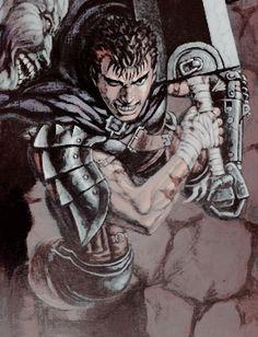 Berserk on hiatus until summer of 2016 due to New Anime Project Featuring Guts as 'Black Swordsman'