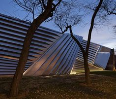 Eli and Edith Broad museum