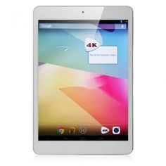 IPPO U8pro Mini Quad Core A31S Tablet PC 7.9 Inch IPS Screen Android 4.1 1G Ram 4K Video Silver