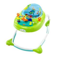 """Baby Einstein Baby Neptune Walker, Ocean Explorer The Baby Neptune Ocean Explorer Walker provides sturdy support for little ones """"on the go."""" As baby moves from Einstein, Mobiles, Target, Baby Boy, Ocean Sounds, Baby Shower, Baby Needs, Infant Activities, Fun Activities"""