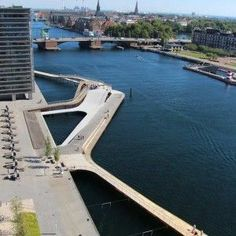 The Kalvebod Waves, Copenhagen, by JDS + Urban Agency, Part 2 «  Landscape Architecture Works | Landezine